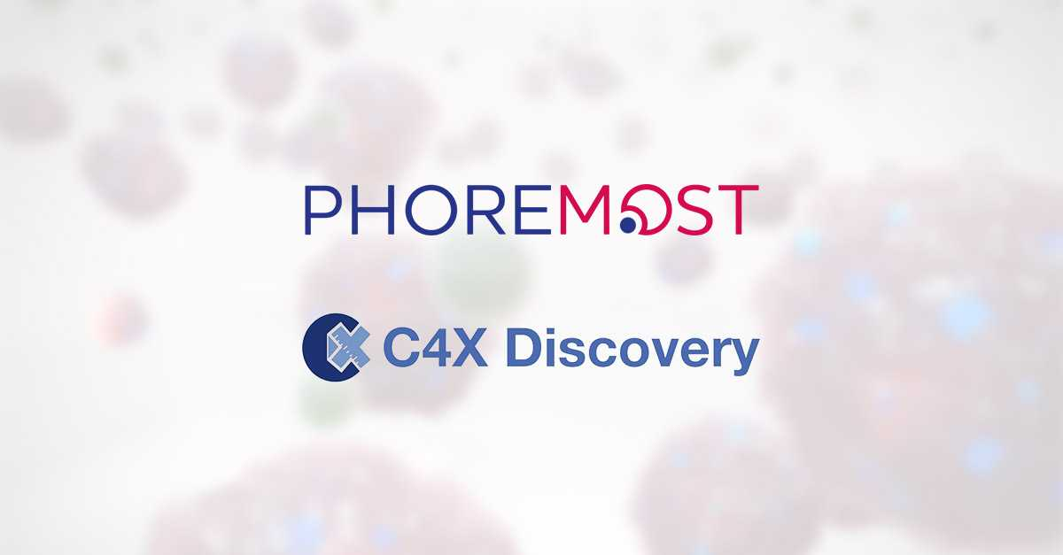 PhoreMost and C4X Discovery announce neurodegeneration focused drug discovery collaboration