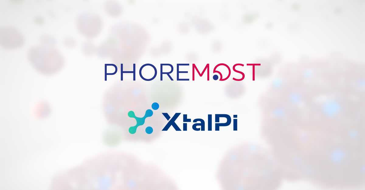 PhoreMost and XtalPi sign AI-based pharmaceutical drug discovery collaboration agreement